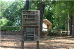 Corley Street Park Sign